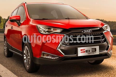 JAC Sei3  Connect Aut nuevo color Rojo precio $379,000