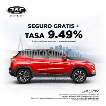 JAC Sei4 Active nuevo color Rojo precio $395,000