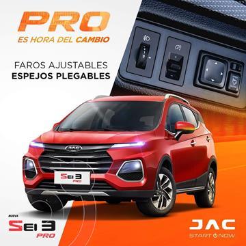 JAC Sei3 Pro Connect Aut nuevo color Blanco precio $388,000