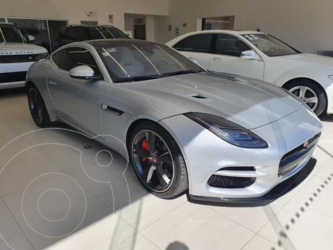 Jaguar F-Type V8 R Coupe usado (2018) color Gris precio $1,500,000