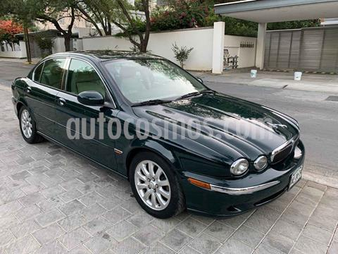 Jaguar X-type 2.5L V6 Aut usado (2002) color Verde precio $99,900