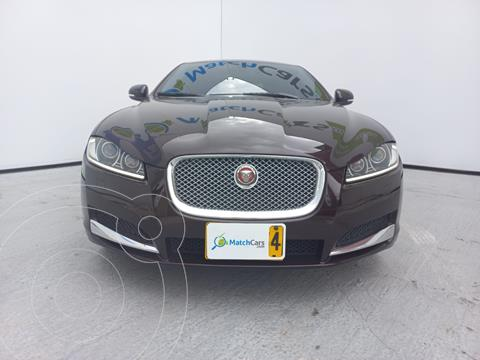 Jaguar XF Luxury usado (2015) color Negro precio $85.990.000