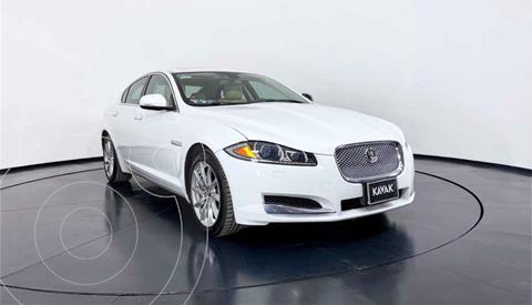 Jaguar XF Luxury 3.0L usado (2013) color Blanco precio $285,999