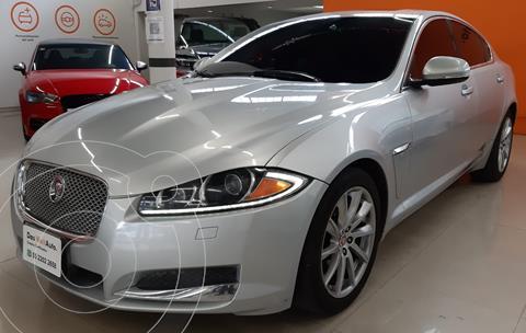 Jaguar XF LUXURY 3.0L V6 AT usado (2014) color Plata precio $335,000