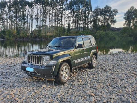 Jeep Cherokee Liberty 3.7 Limited Aut 5P usado (2011) color Verde precio $11.000.000