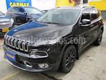 Foto venta Carro usado Jeep Cherokee 3.2L 4x4 (2016) color Negro precio $80.900.000