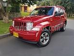 Foto venta Carro Usado Jeep Cherokee 3.7L Sport 4x4 (2009) color Rojo precio $35.900.000