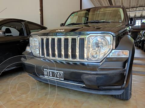 Jeep Cherokee Limited 3.7 Aut usado (2009) color Negro precio $1.250.000