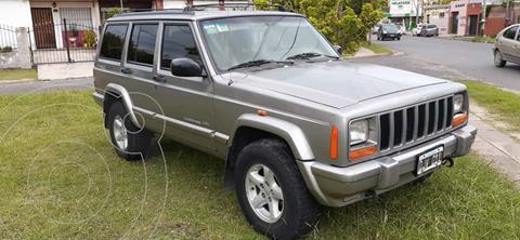 Jeep Cherokee Sport 2.8 TDi usado (2000) color Gris Roca precio u$s12.000