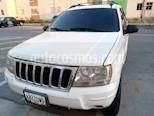 Foto venta carro usado Jeep Cherokee Classic  Auto. 4x4 (2005) color Blanco precio u$s4.000