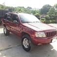 Foto venta carro usado Jeep Cherokee Classic  Auto. 4x4 (1999) color Rojo precio u$s3.600