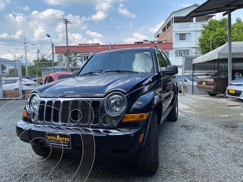 Jeep Cherokee limit usado (2006) color Negro precio $28.900.000