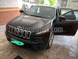 Foto venta Auto usado Jeep Cherokee Latitude (2015) color Negro precio $240,000