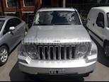 Foto venta Auto Usado Jeep Cherokee Limited 3.7 Aut (2010) color Gris precio $460.000