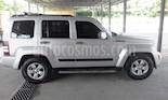 Foto venta carro Usado Jeep Cherokee Limited 3.7L Aut 4x4 (2009) color Plata precio u$s3.500