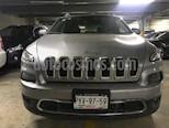 Foto venta Auto Seminuevo Jeep Cherokee Limited Plus (2016) color Plata precio $365,000
