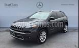 Foto venta Auto usado Jeep Cherokee Limited Premium (2016) color Gris precio $389,900