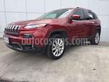 Foto venta Auto usado Jeep Cherokee Limited Premium (2014) color Rojo precio $249,000