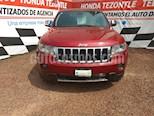 Foto venta Auto usado Jeep Cherokee Limited (2011) color Rojo Cerezo precio $235,000