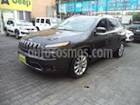 Foto venta Auto Seminuevo Jeep Cherokee Limited (2014) color Gris precio $245,000