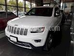 Foto venta Auto usado Jeep Cherokee Limited (2015) color Blanco precio $380,000