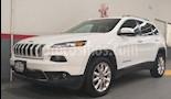 Foto venta Auto Seminuevo Jeep Cherokee Limited (2014) color Blanco precio $269,000