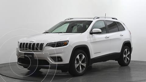 Jeep Cherokee Limited usado (2019) color Blanco precio $501,670