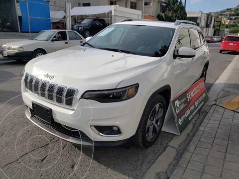 Jeep Cherokee Limited usado (2019) color Blanco precio $508,000