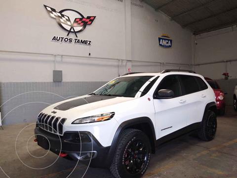 Jeep Cherokee TrailHawk usado (2015) color Blanco precio $339,900