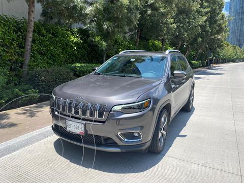 Jeep Cherokee Limited usado (2019) color Granito precio $451,000