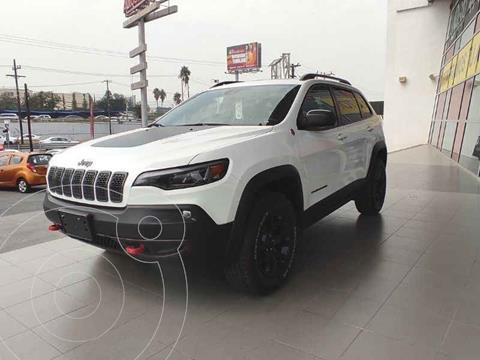 Jeep Cherokee TrailHawk usado (2020) color Blanco precio $669,000