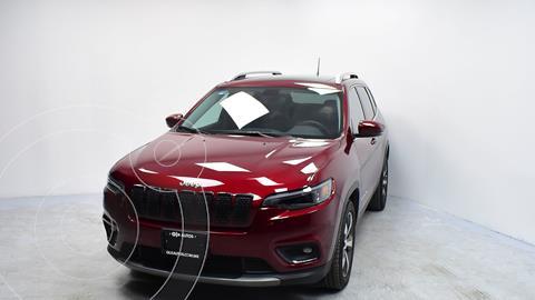 Jeep Cherokee Limited usado (2019) color Rojo precio $515,000