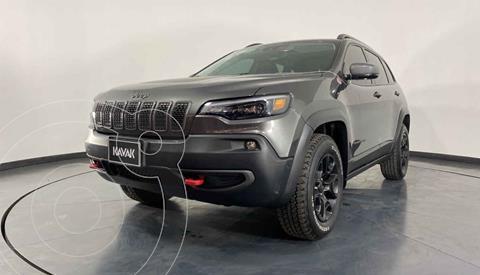Jeep Cherokee TrailHawk usado (2019) color Gris precio $557,999
