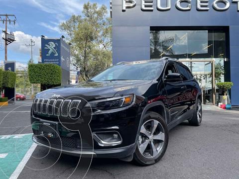 Jeep Cherokee Limited usado (2019) color Negro precio $489,900