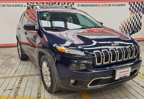 foto Jeep Cherokee Limited financiado en mensualidades enganche $85,000 mensualidades desde $7,897