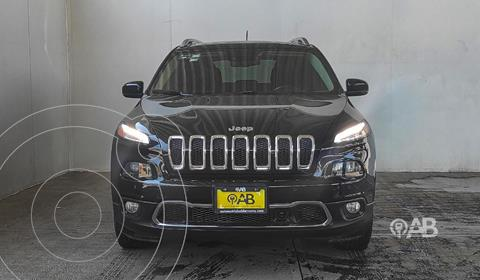 Jeep Cherokee Limited Premium usado (2015) color Negro precio $260,000