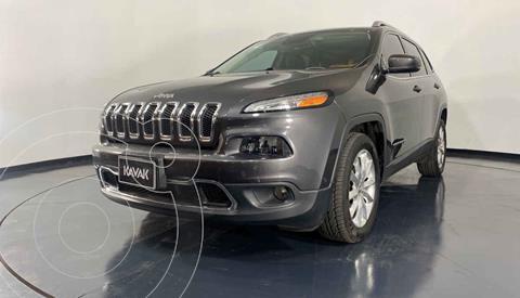 Jeep Cherokee Limited Premium usado (2015) color Gris precio $274,999