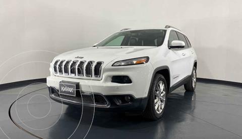 Jeep Cherokee Limited usado (2014) color Blanco precio $272,999
