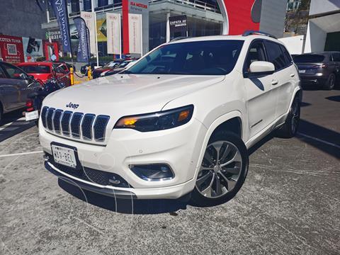 Jeep Cherokee Overland usado (2019) color Blanco precio $585,000