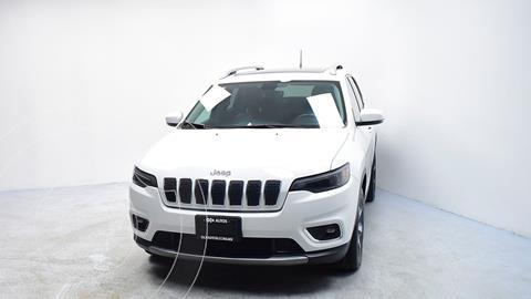 Jeep Cherokee Limited usado (2019) color Blanco precio $505,000