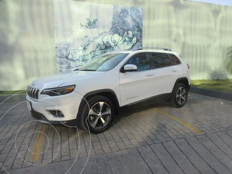 Jeep Cherokee Limited Plus usado (2019) color Blanco precio $449,000