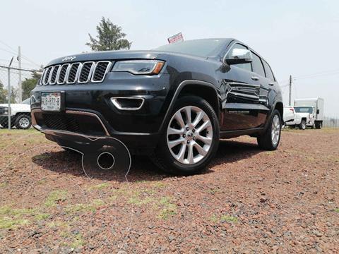 Jeep Cherokee Limited usado (2017) color Negro precio $500,000