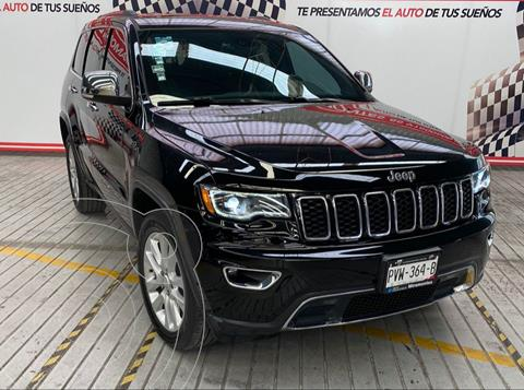 Jeep Cherokee Limited usado (2017) color Negro financiado en mensualidades(enganche $257,500 mensualidades desde $6,238)