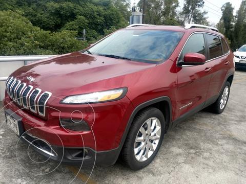 foto Jeep Cherokee Limited financiado en mensualidades enganche $73,014 mensualidades desde $7,653