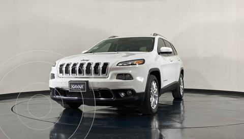 Jeep Cherokee Limited Premium usado (2016) color Blanco precio $345,999