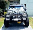 Foto venta Auto usado Jeep Cherokee Sport 4X4 (1988) color Verde precio $135,000