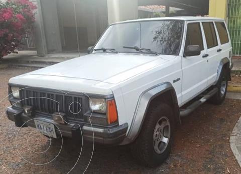 Jeep Cherokee Classic Auto. 4x2 usado (1997) color Blanco precio u$s4.000