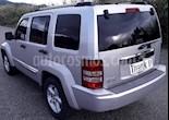 Jeep Cherokee Limited 3.7L Aut 4x4 usado (2008) color Plata precio u$s6.000