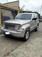 Jeep Cherokee Limited 3.7L Aut 4x2 usado (2009) color Plata precio BoF750.000