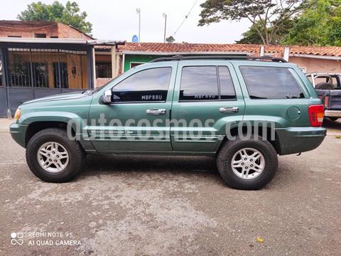 Jeep Cherokee Limited 4x4 usado (1999) color Verde precio u$s3.200